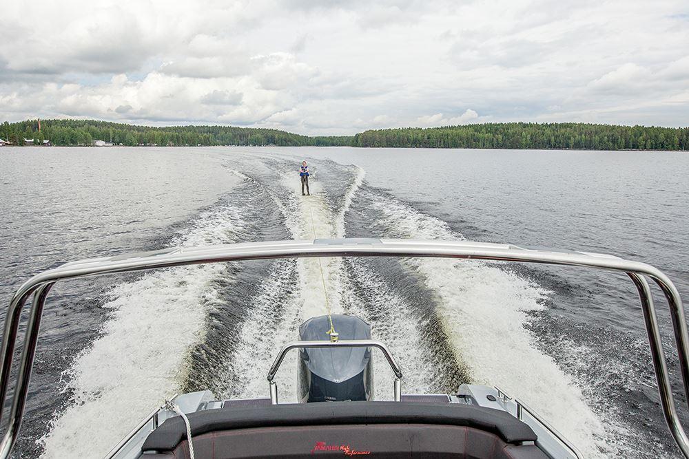 Water Sports on Lake Päijänne | Kiuasniemi Marina