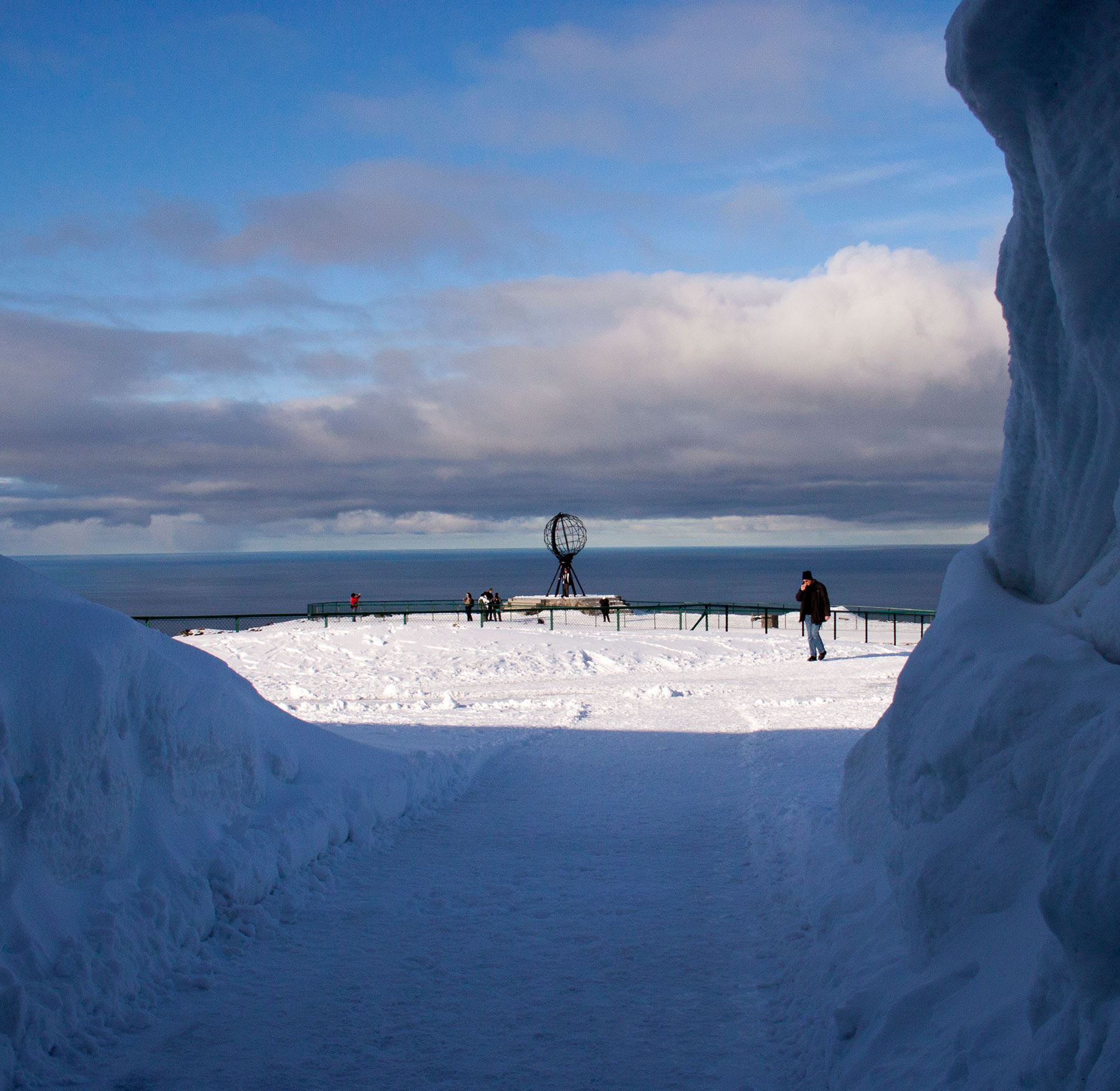 North Cape Winter Tour
