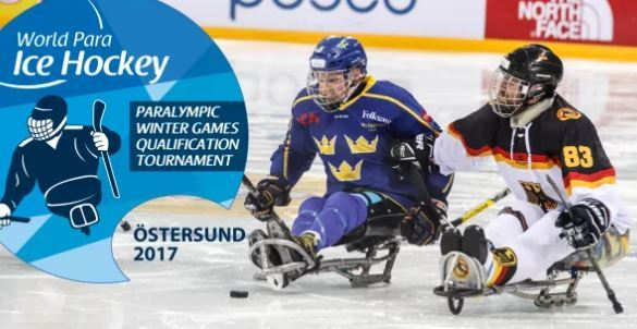 Foto: Parasport Sverige,  © Copy: Parasport Sverige, Tournament to Paralympics 2018
