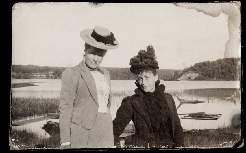 © Mårbackas arkiv, Fotografi av Selma Lagerlöf och Sophie Elkan.