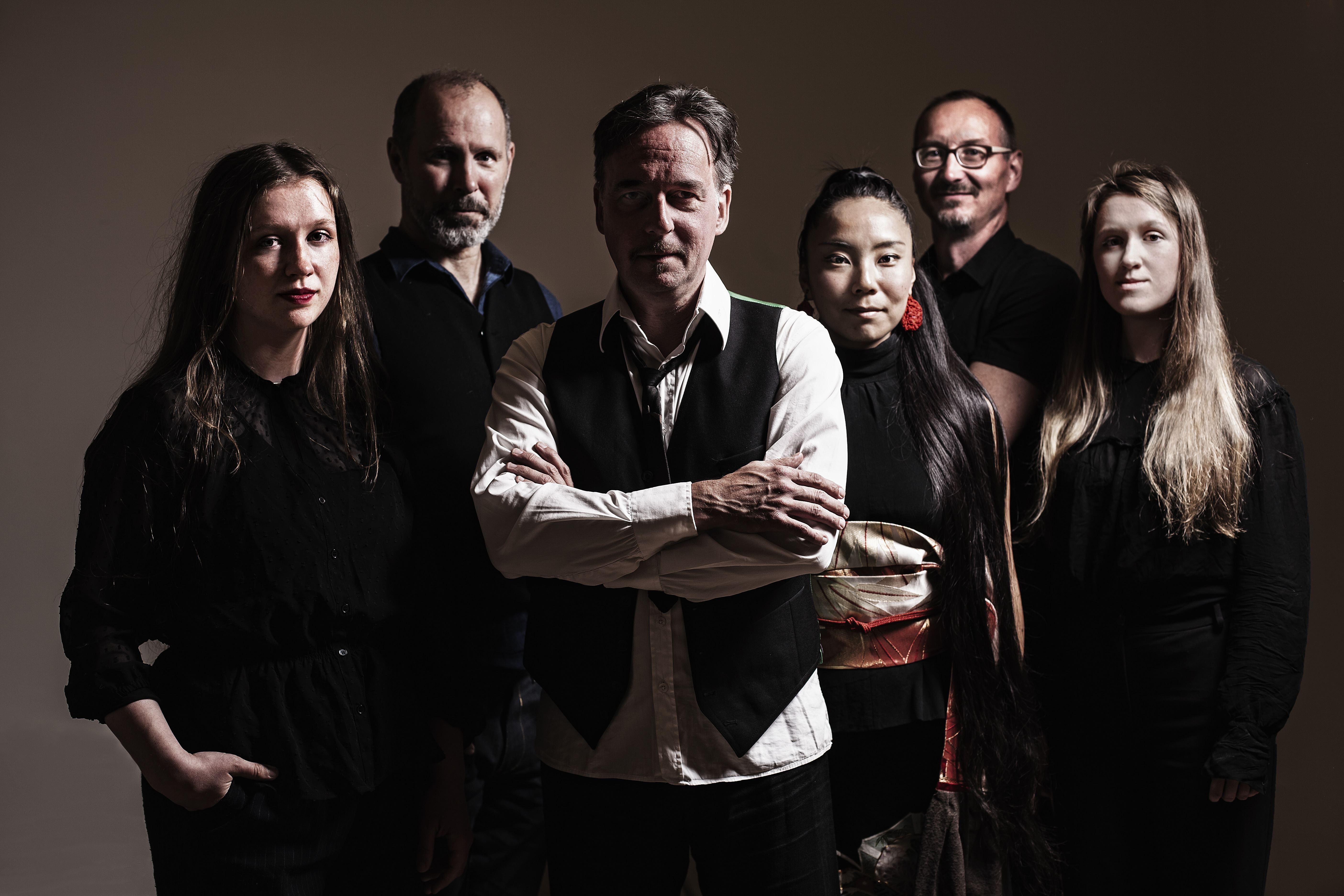 Göran Månsson,  © Göran Månsson, Ol Jansa bandet gruppbild