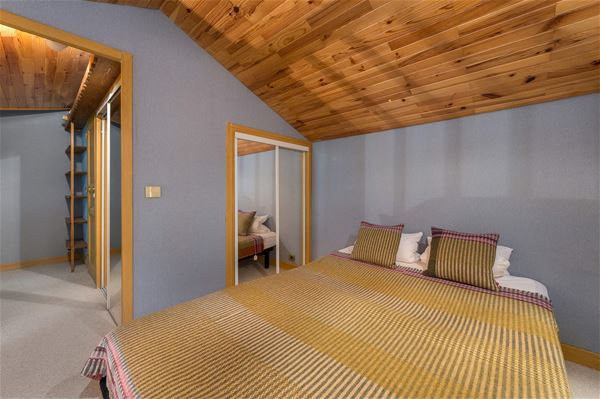 3 rooms 6 people ski-in ski-out / TROIS VALLEES 30 (mountain)