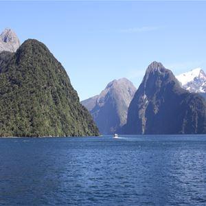 Nya Zeeland - Sydön