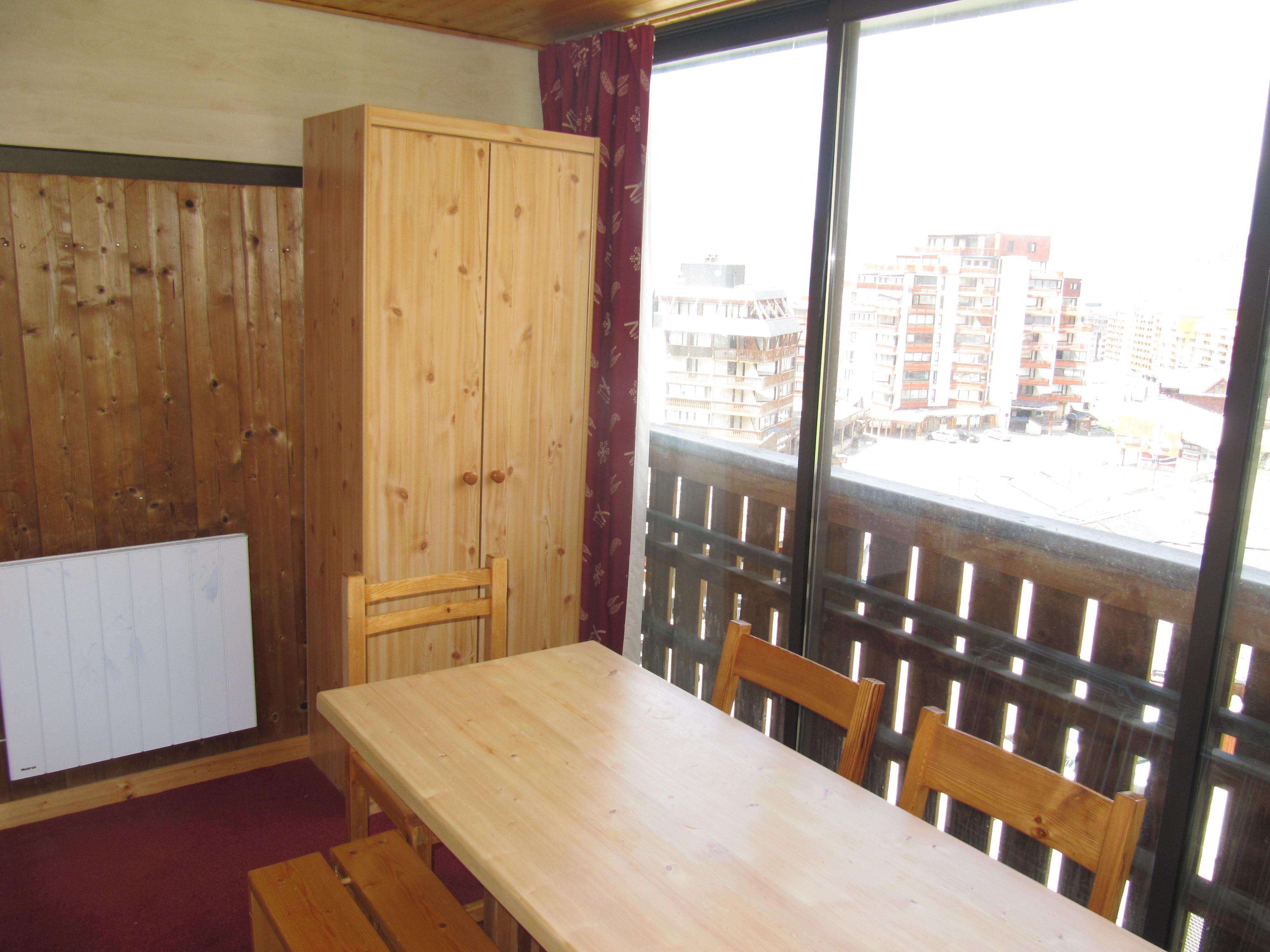 Sérac E7 > 1 Room + Veranda + Alcove - 4 Peoples - 2 Silver Snowflakes (Ma Clé Immo)