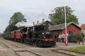 Museumsbanen Maribo-Bandholm