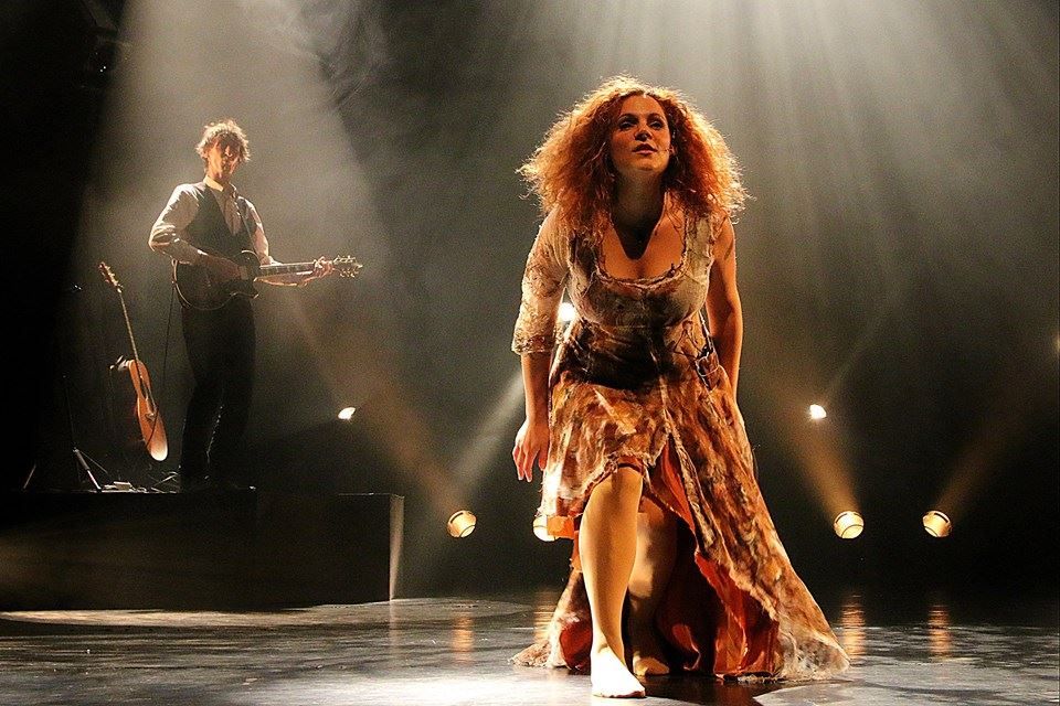 FESTIVAL CHANTS D'ELLES : Ouverture / L'Acantah - Sto Ko Wé, lundi 06 novembre