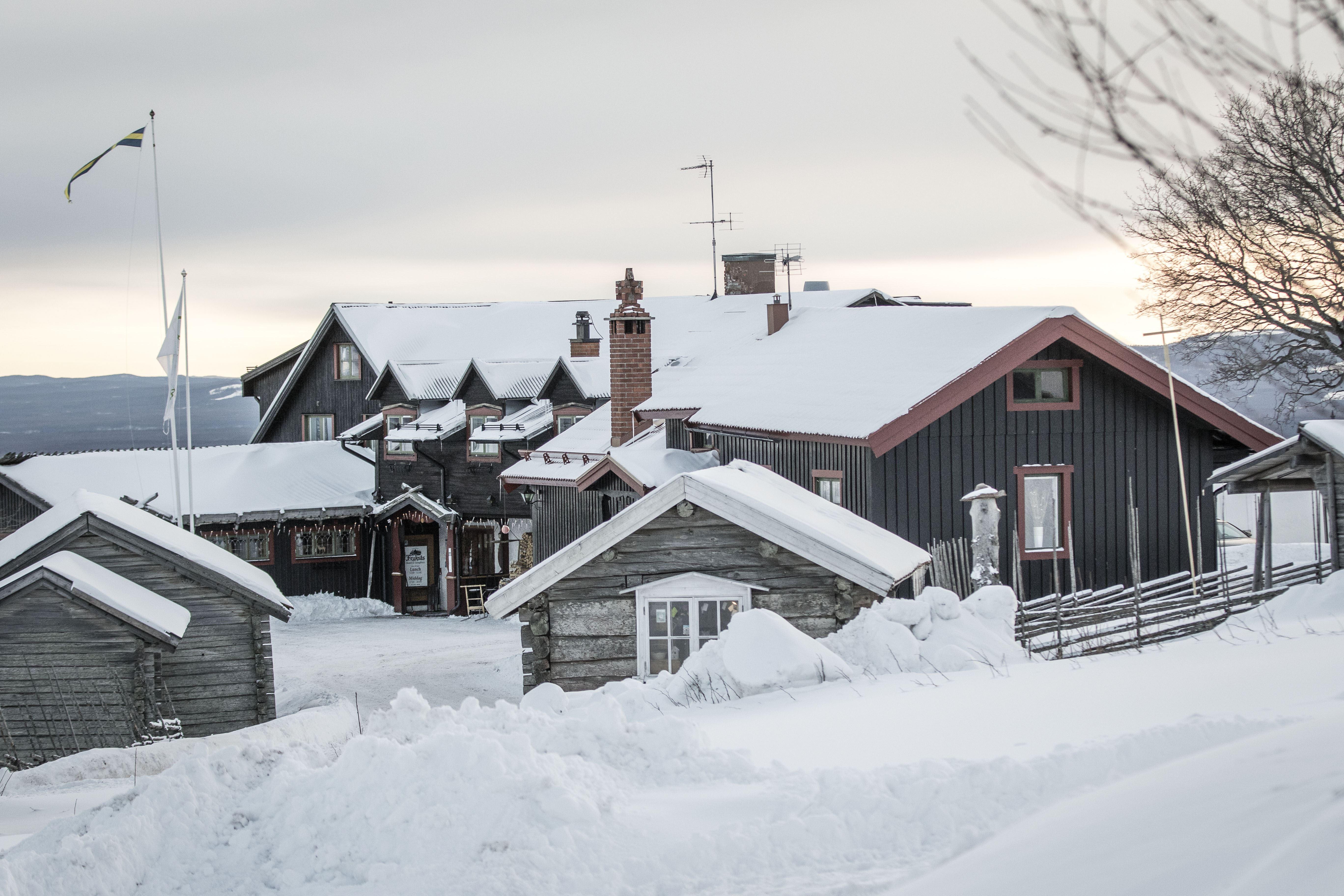 Fryksås Hotell & Gestgifveri