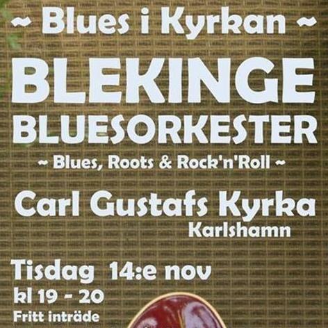 Blues concert