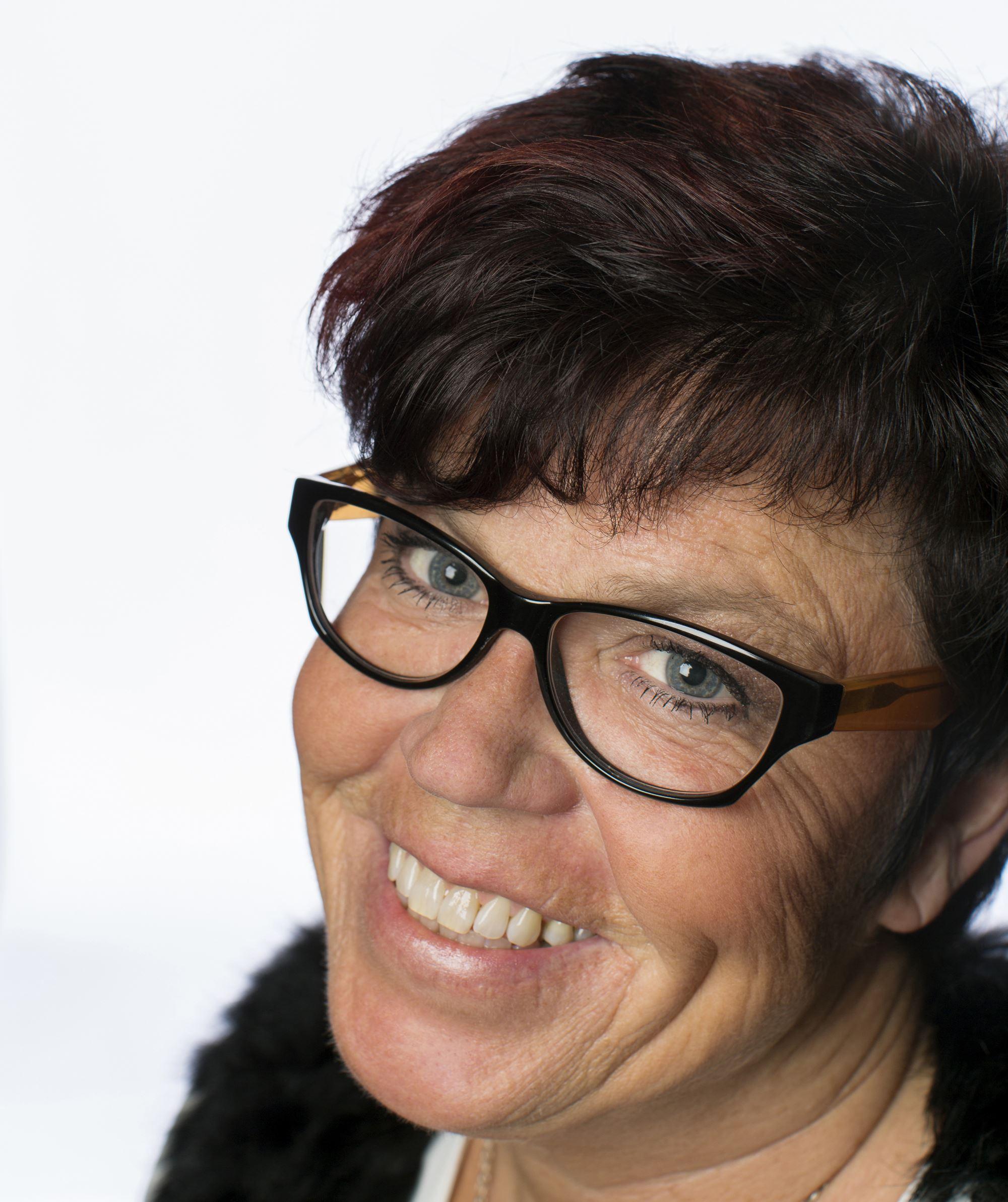Monica Lindgren - Västerbotten läser