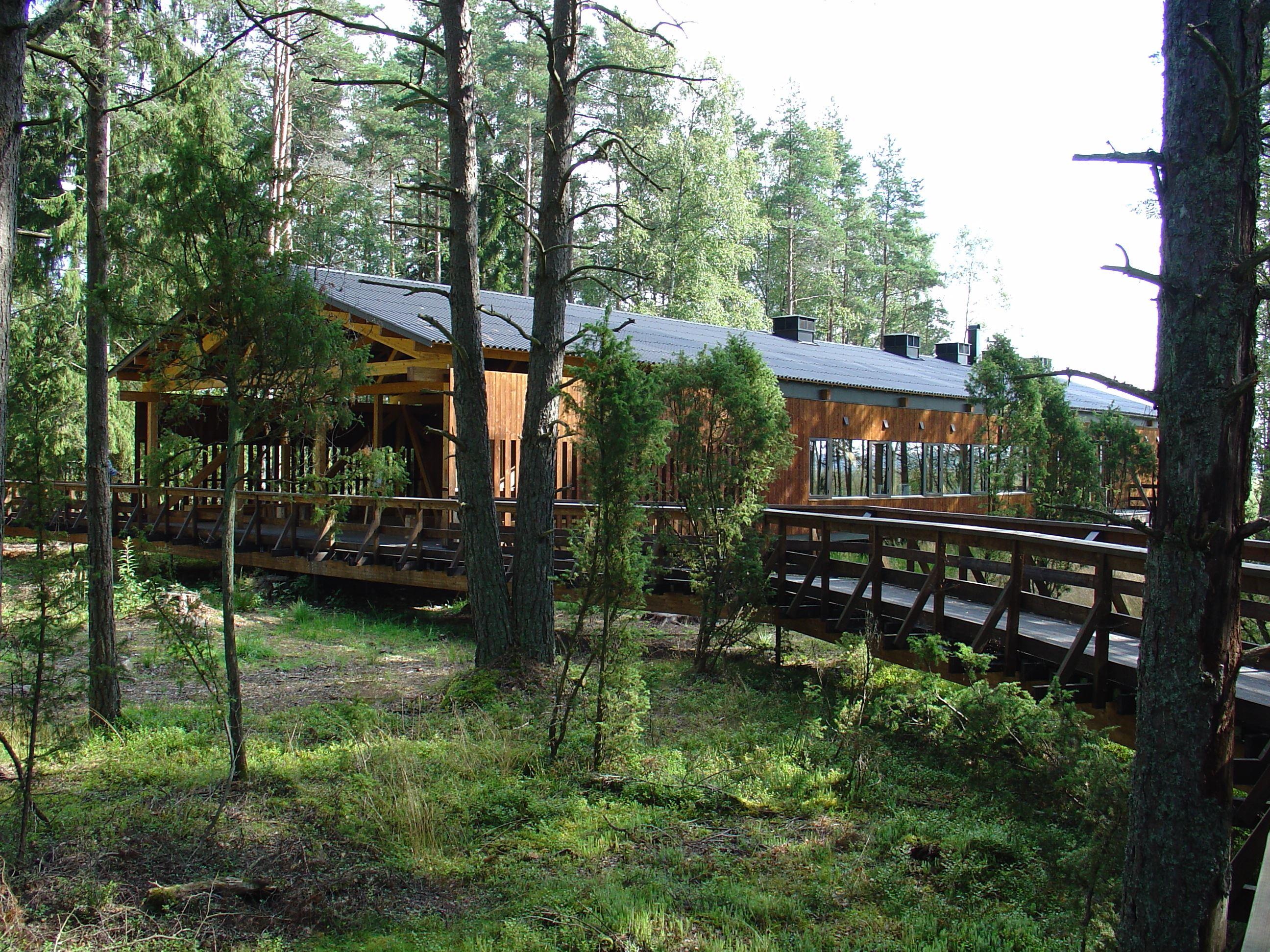 Martha Wägeus, Länets naturreservat med Johan Rova