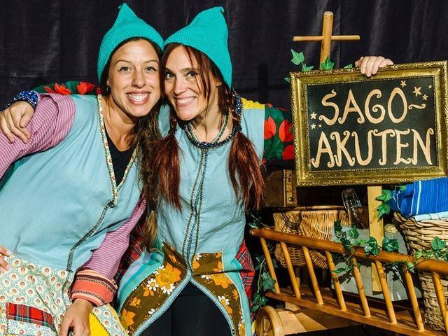 Sagoakuten för barn