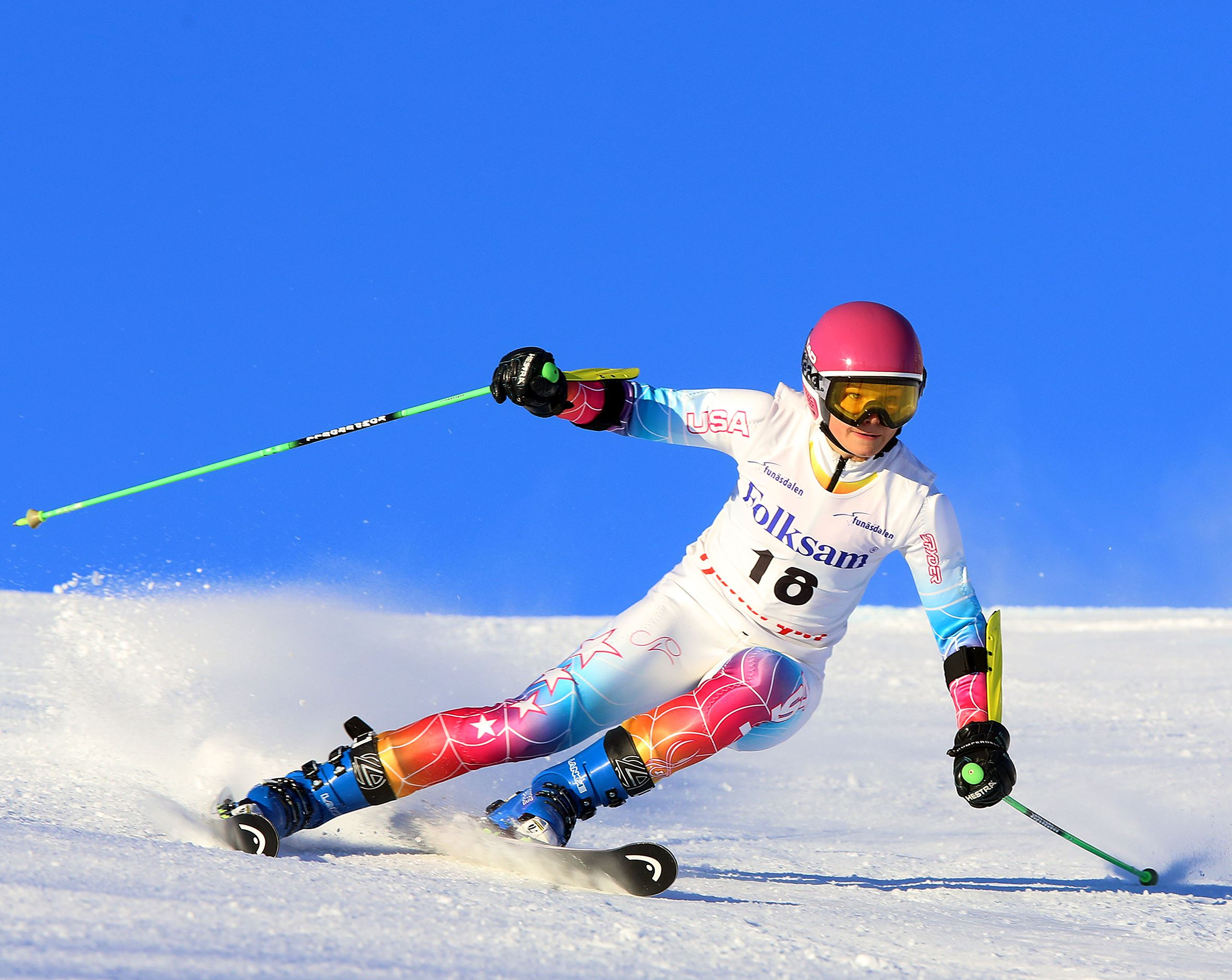 FIS-alpin storslalom tävling