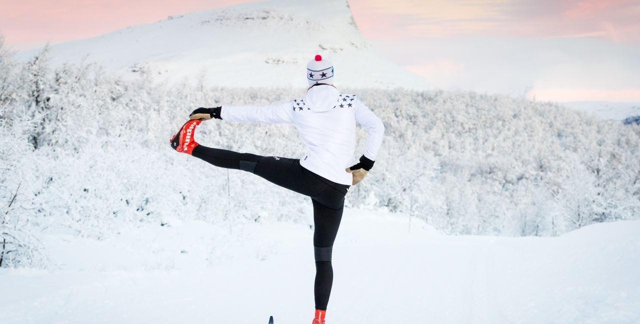Skid- och Yogaläger