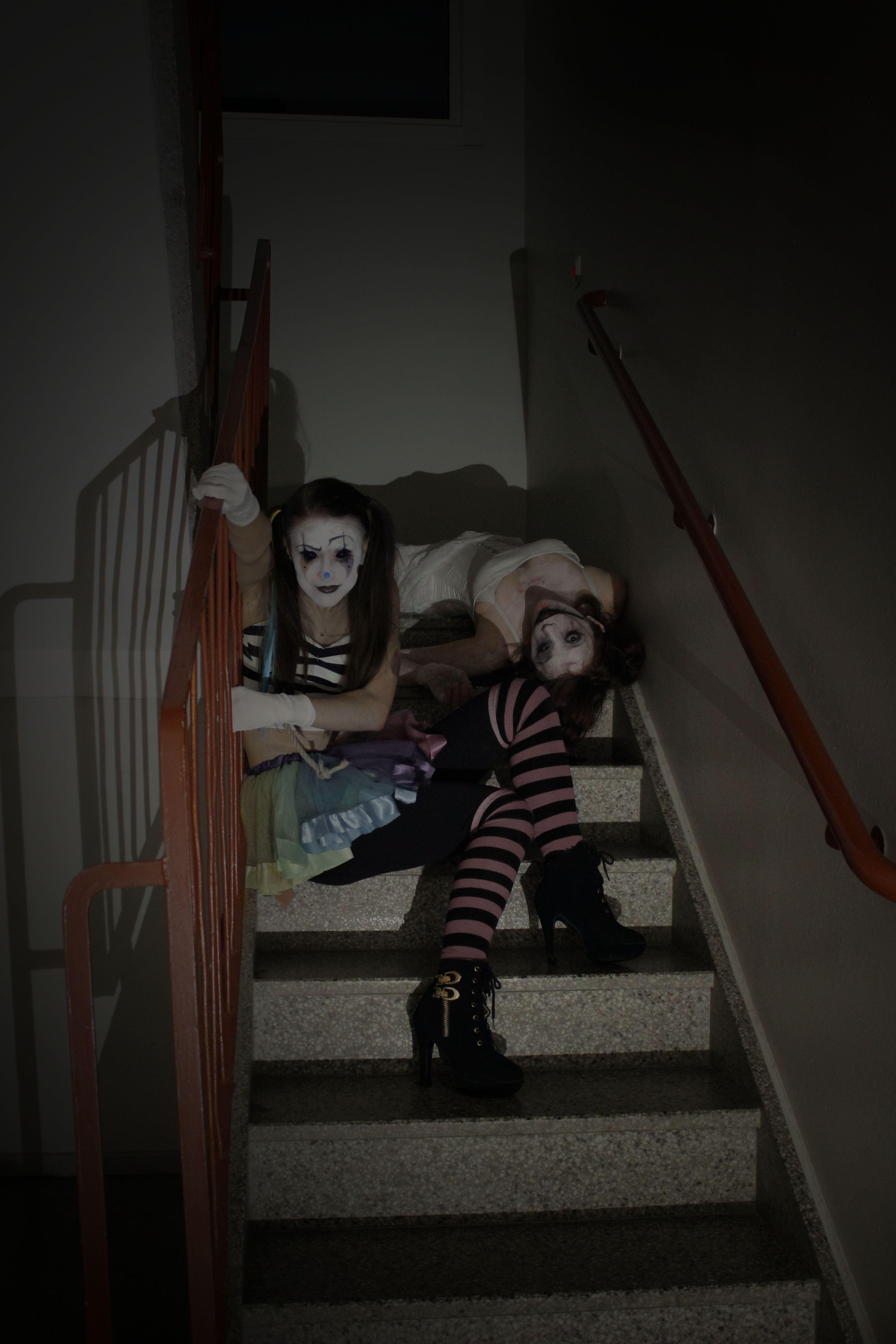 Halloweenfest på Unga Magasinet