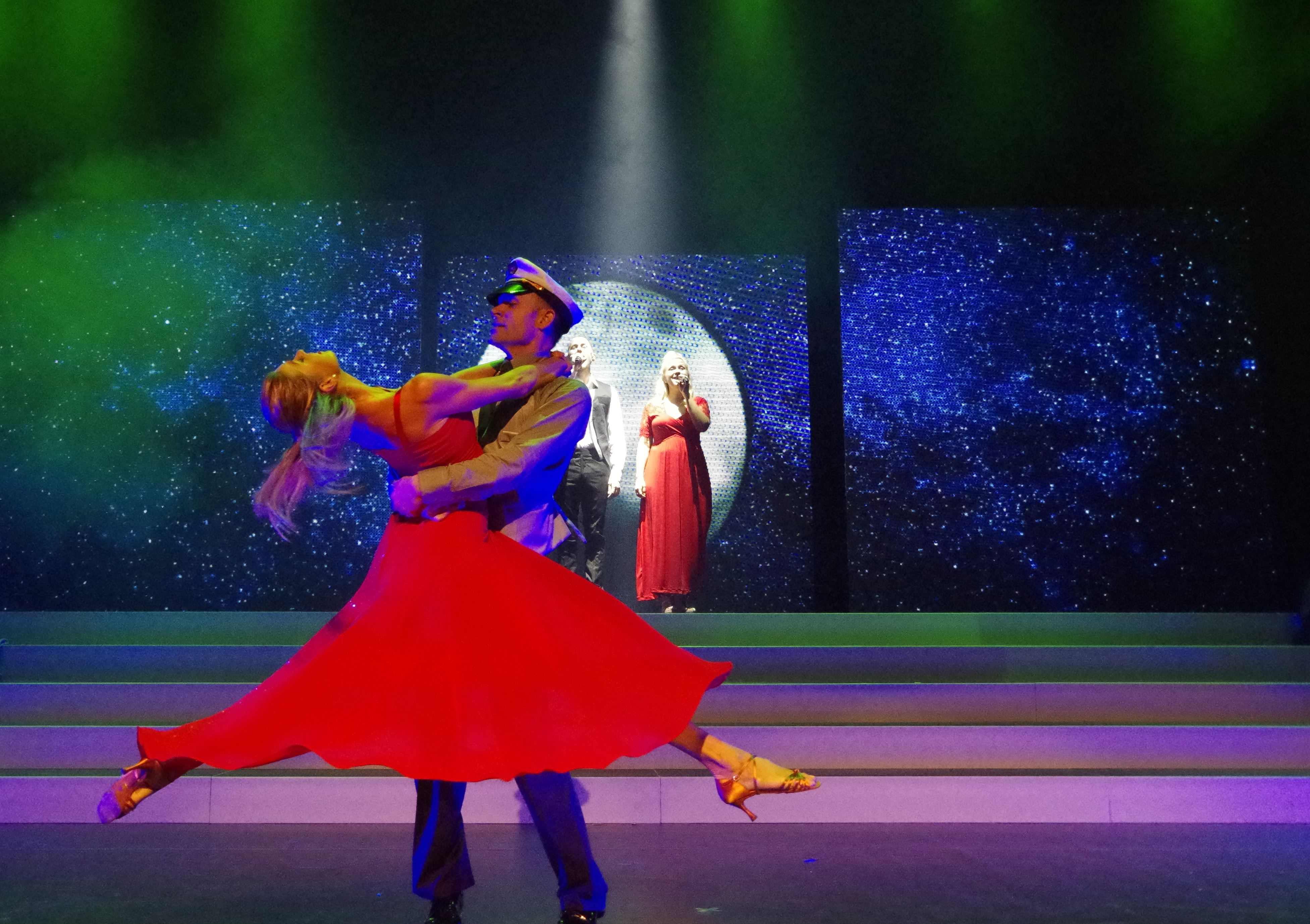 Musik & dans: Dansa samba med mig - en hyllning till Cornelis