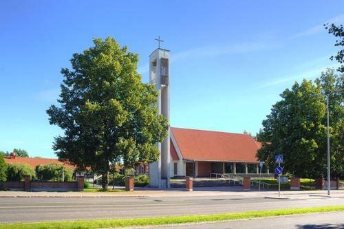 Launeen kirkko