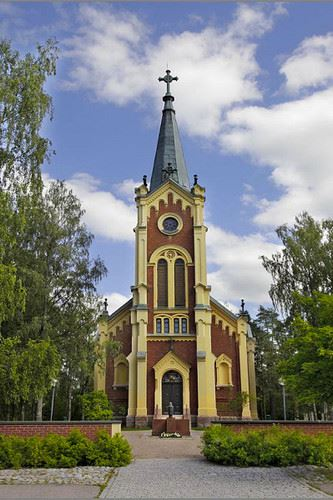 Kärkölä Church