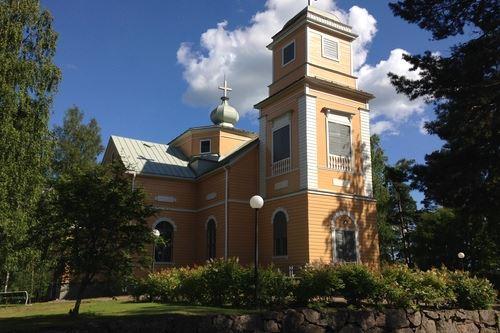 Artjärvi Chruch