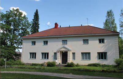 Archives of Urho Kekkonen- historical sights