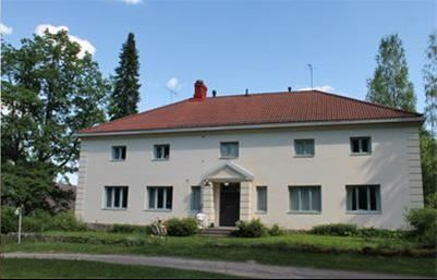 Archives of Urho Kekkonen- historical sights