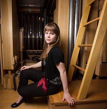 Organconcert with Katelyn Emerson
