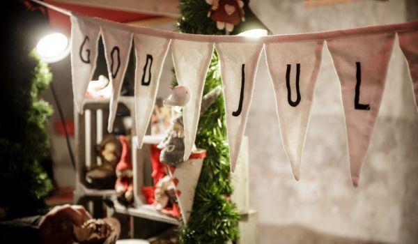 Julmässa på Kalmar Slott