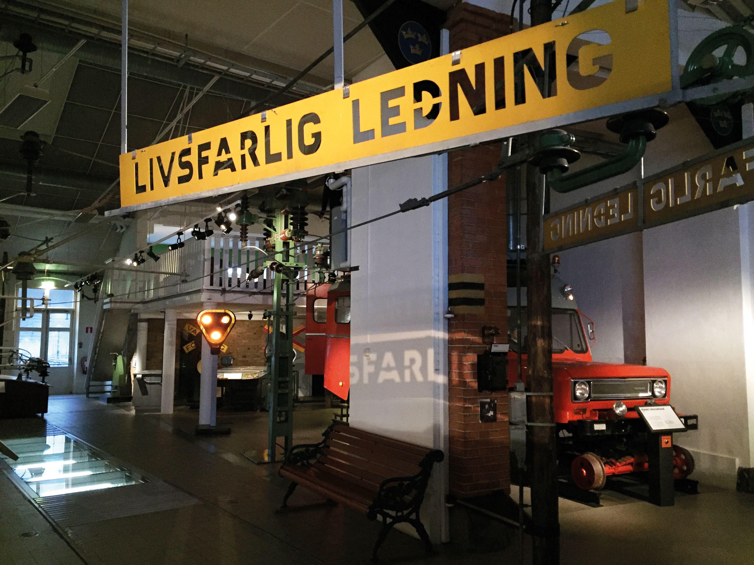 Järnvägens Museum,  © Järnvägens Museum, Järnvägens Museum Ängelholm