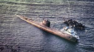 U-137 - började det utanför Sölvesborg?