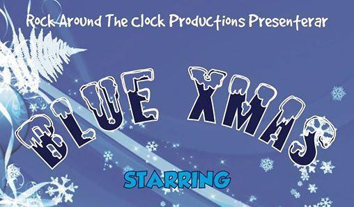 Julkonsert Blue X-mas, Stocka, Rock Around The Clock Productions,  © Julkonsert Blue X-mas, Stocka, Rock Around The Clock Productions, Julkonsert Blue X-mas, Stocka, Rock Around The Clock Productions