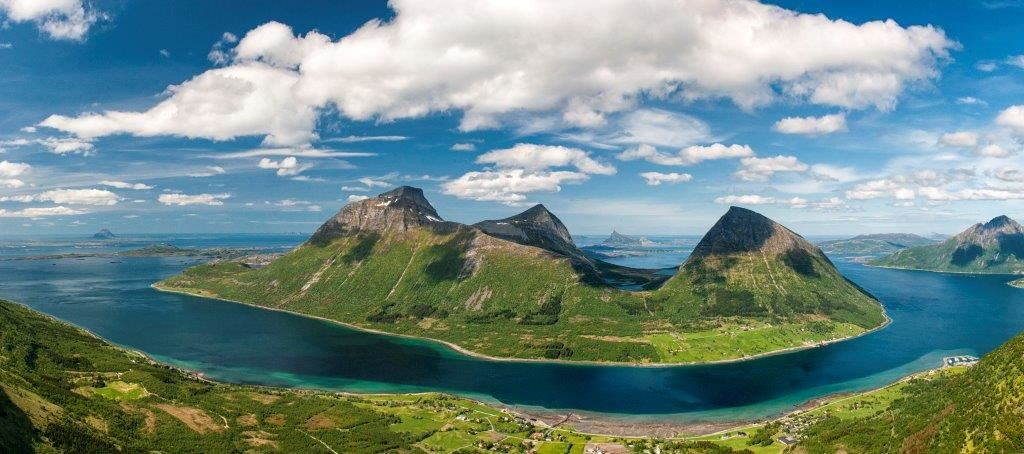Norwegian Scenic Routes Helgeland