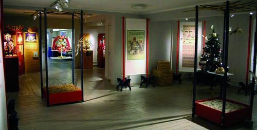 Exhibition - Nu så kommer julen (Here comes Christmas)