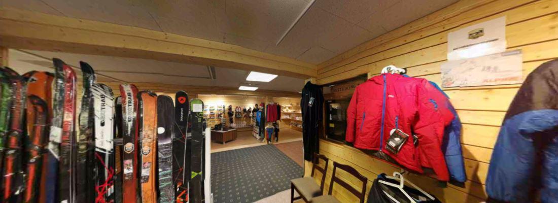 Grövelfjäll Sportshop & skiduthyrning