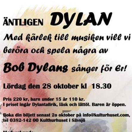 Äntligen Dylan