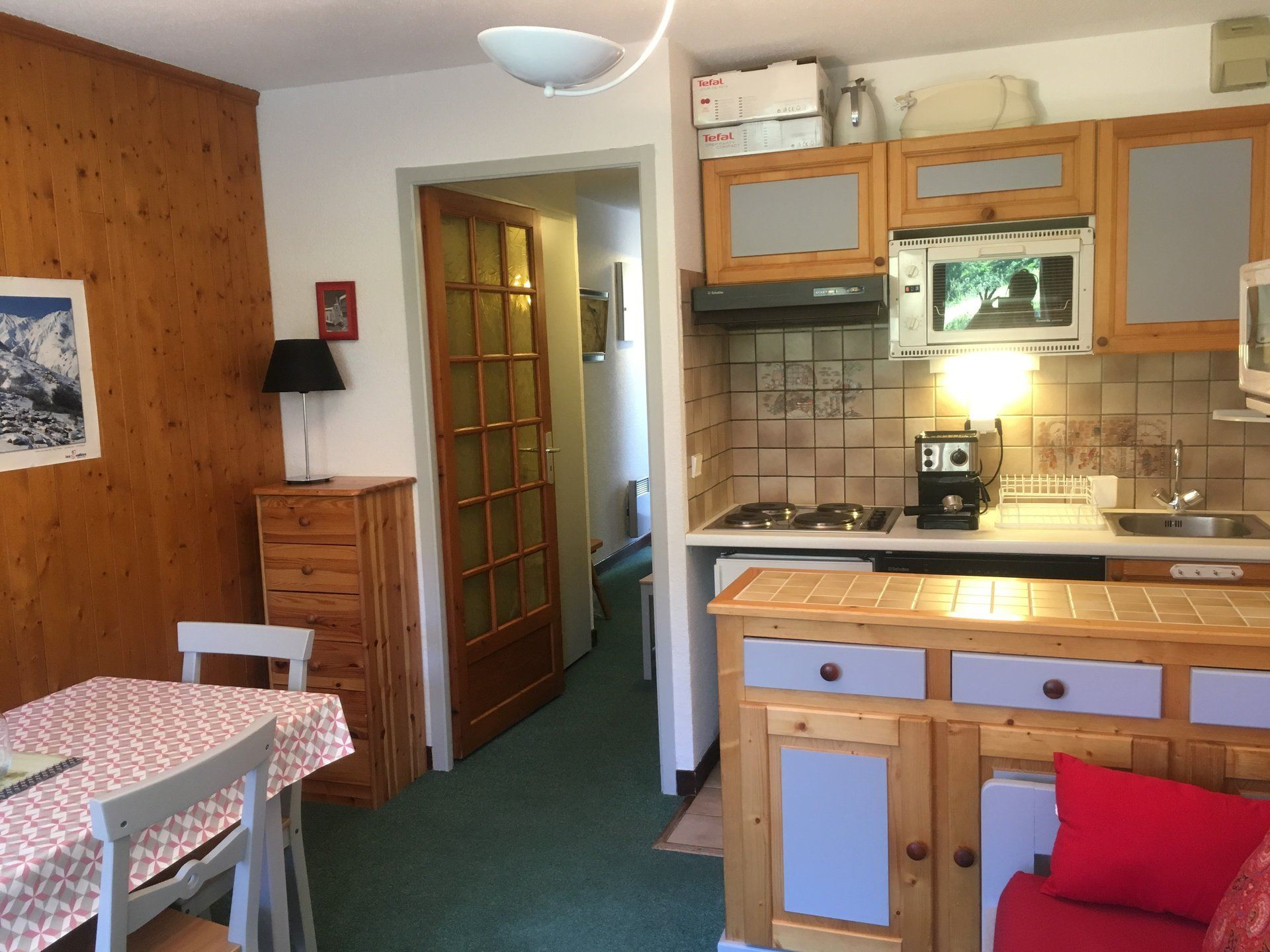 2 Rooms 4 Pers 150m from the slopes / MURGERS 5