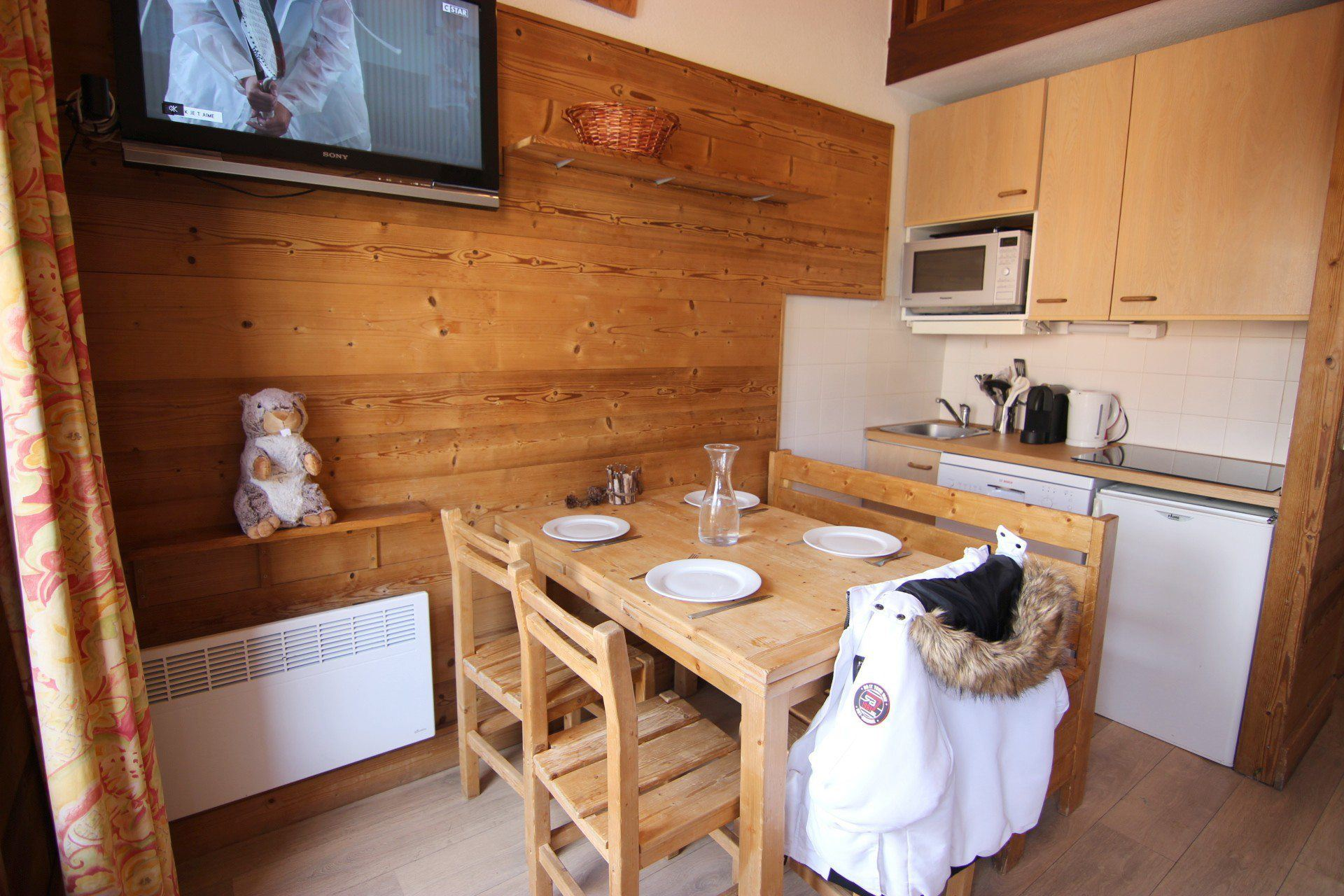 REINE BLANCHE 100 / 2 ROOMS 6 PEOPLE COMFORT