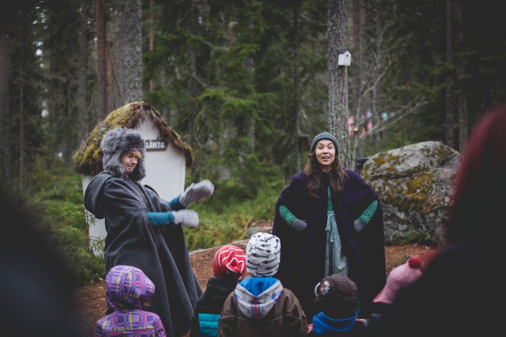 Trolska skogen, Mellanfjärden, Hälsingland, ,  © Trolska skogen, Mellanfjärden, Hälsingland, , The Enchanted Forest - a family adventure