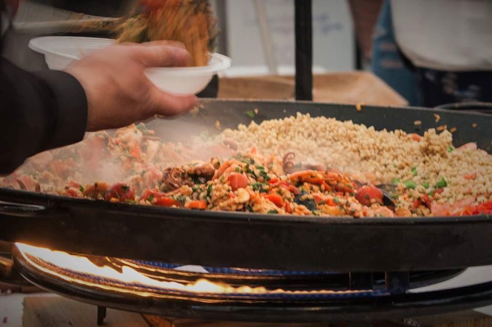 Street Food & Outlet i efterårsferien