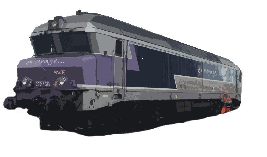 Train spécial FETE DU HARENG ET DE LA COQUILLE à Dieppe !