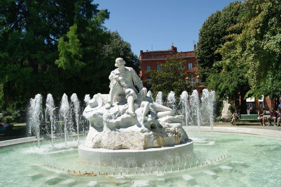 Toulouse tout un poème