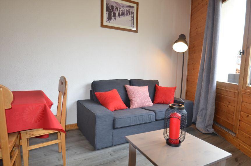 4 Rooms 8 Pers ski-in-ski-out / CARON 1518