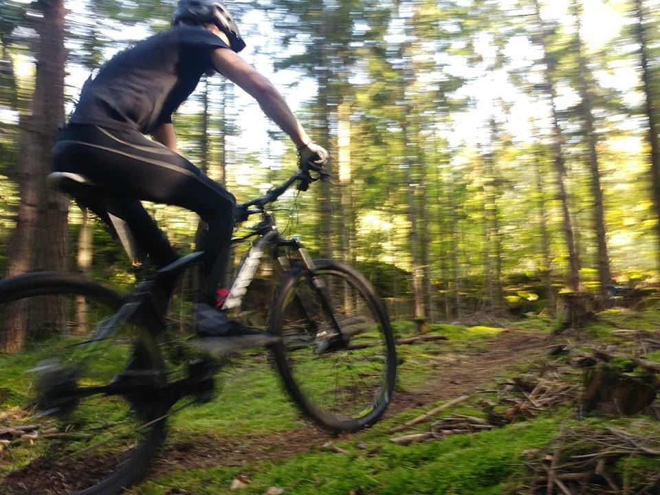 Bike trails
