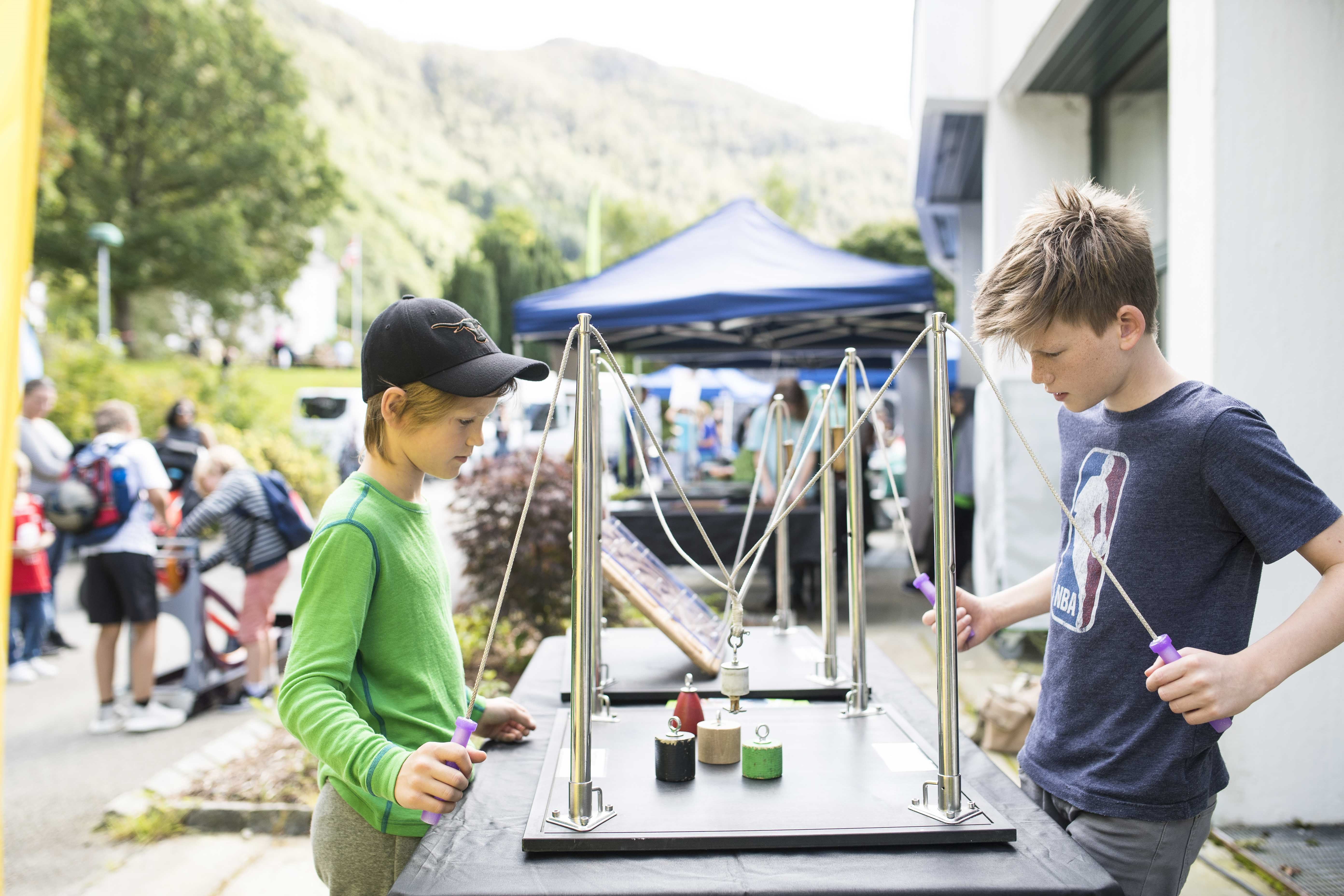 Science show and exhibition
