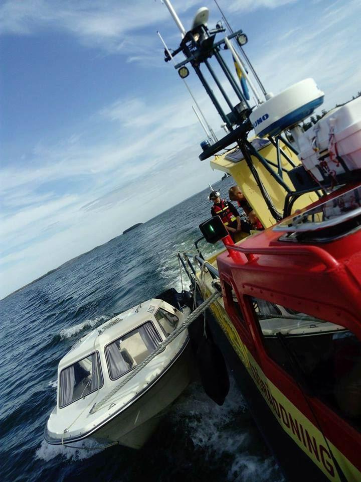 Sjöräddningssällskapet berättar om sin verksamhet