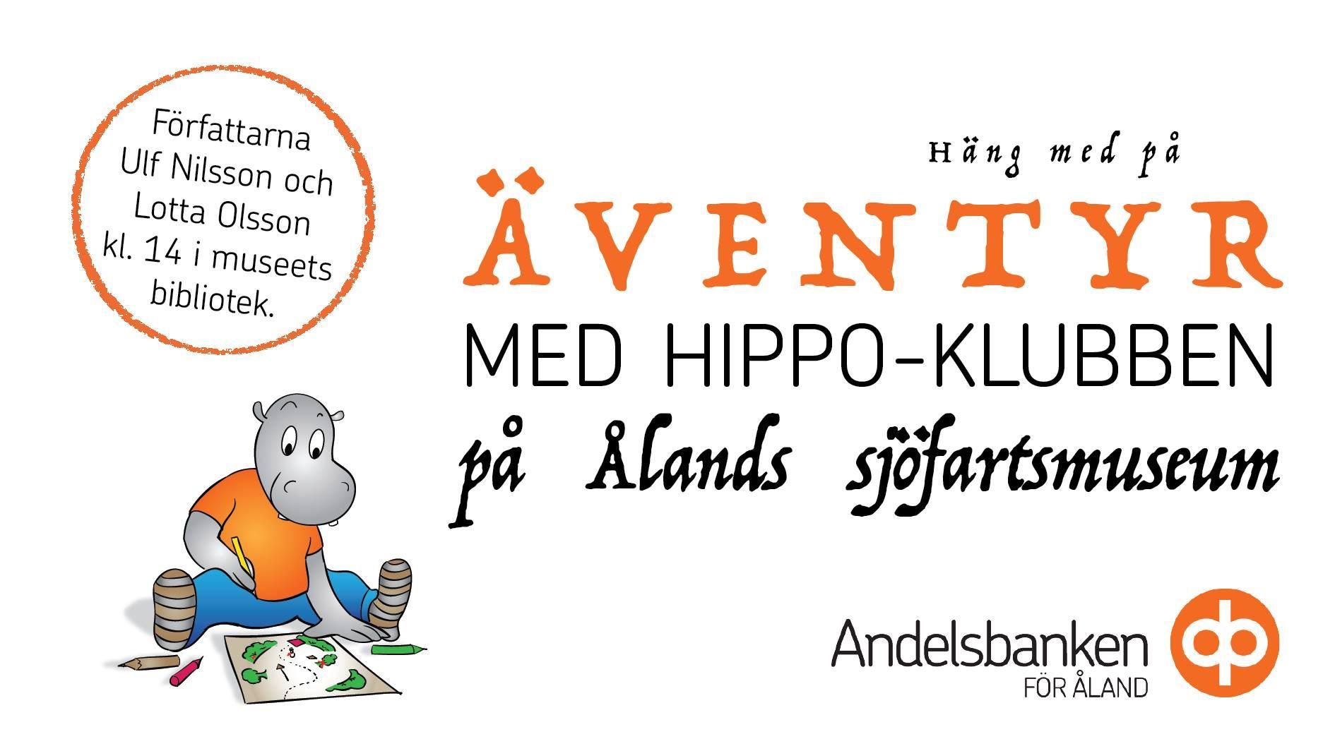 Hippo-dag på Ålands sjöfartsmuseum