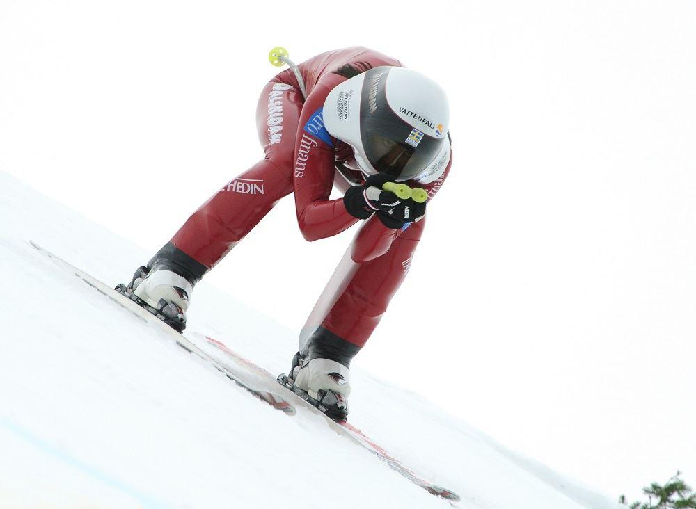 Nisse Schmidt, World Cup i Speedski