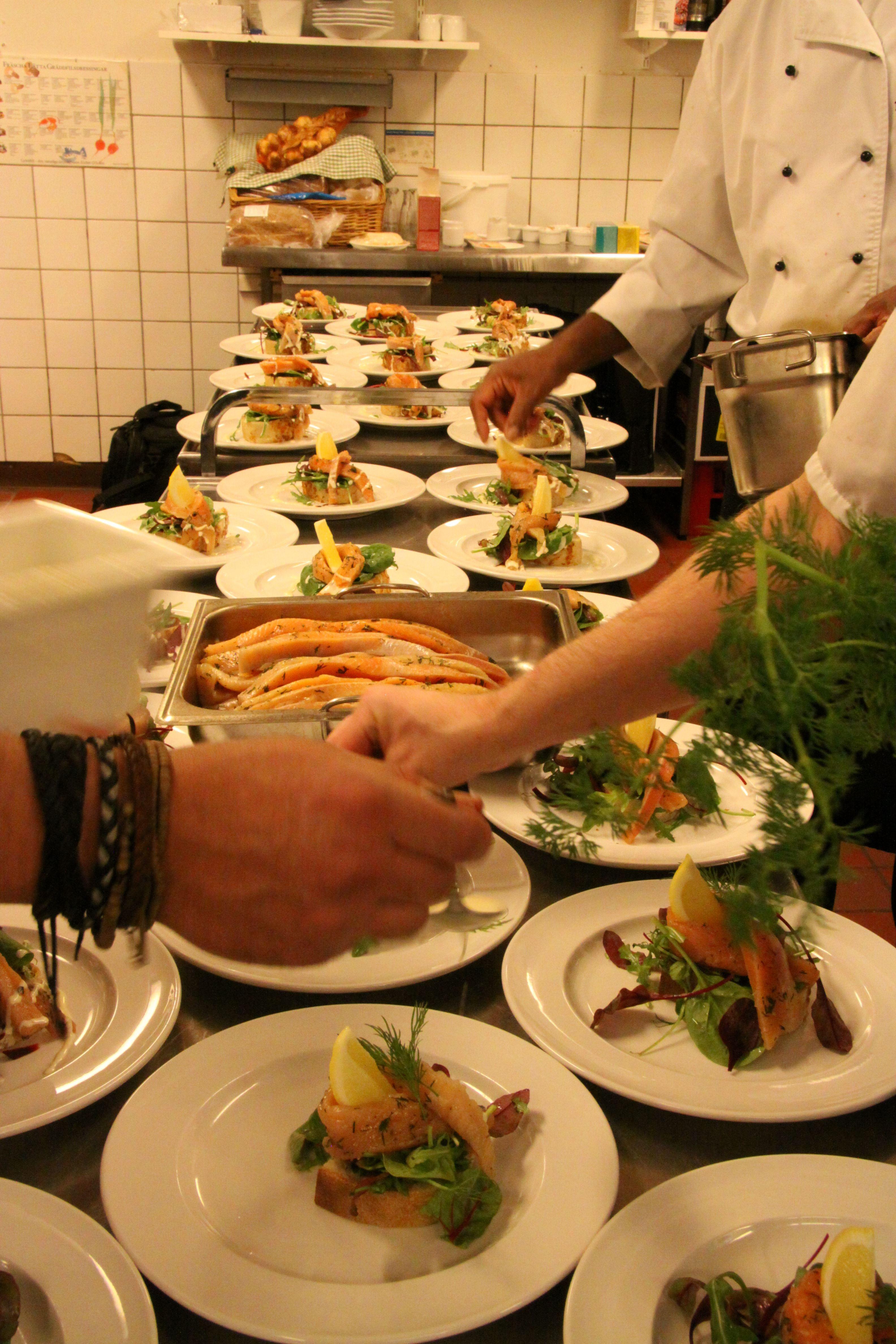 Hemavans Fjällcenter restaurang