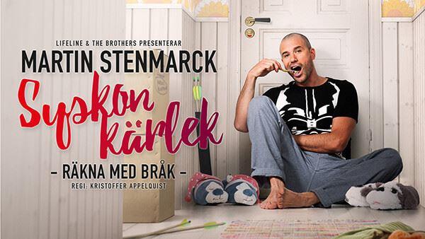 Foto: Lifeline.se,  © Copy: Stenmarck, Martin Stenmarck - Syskonkärlek