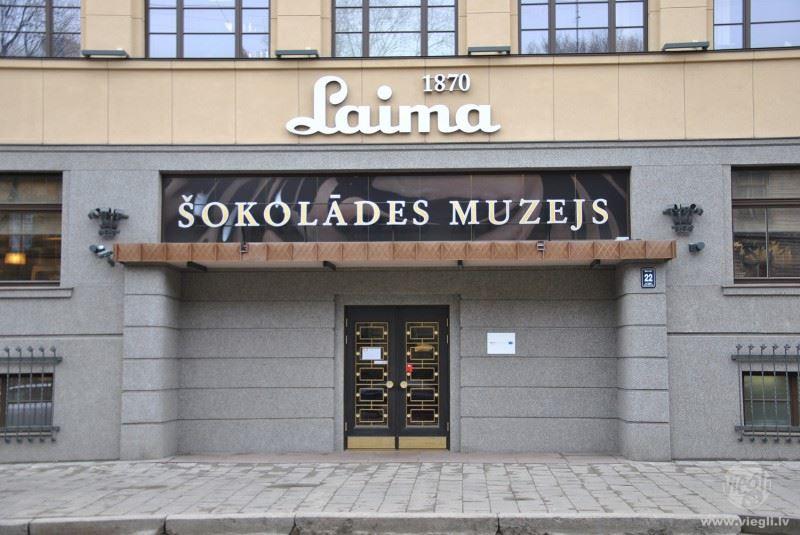 "Tour to Chocolate Fabric ""Laima"""