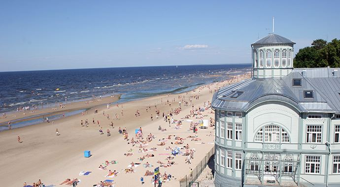 Tour to Jurmala