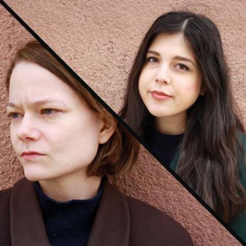 Författarmöte: Johanna Frid och Gordana Spasic